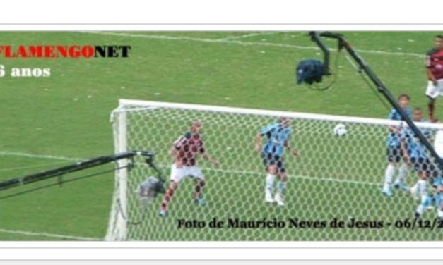 Respeite o Flamengo, sempre!