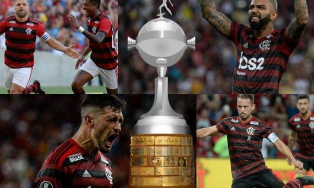 Raio-X: saiba o atual status dos possíveis adversários do Flamengo nas oitavas da Libertadores