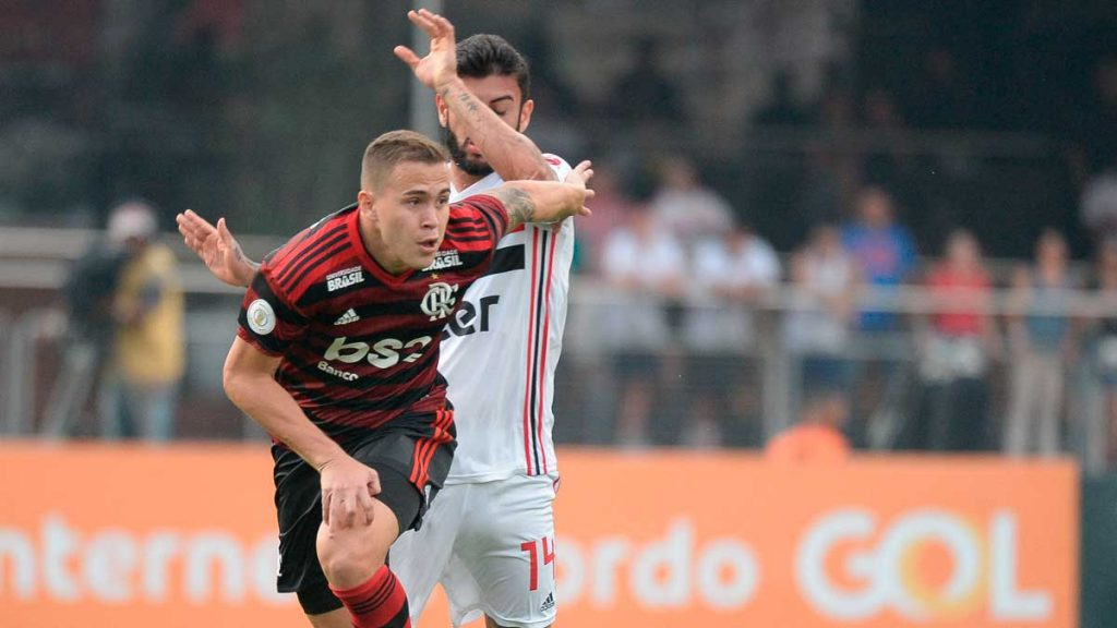 Sem Cuéllar no Flamengo: Piris da Motta deve ser o substituto natural de Cuéllar