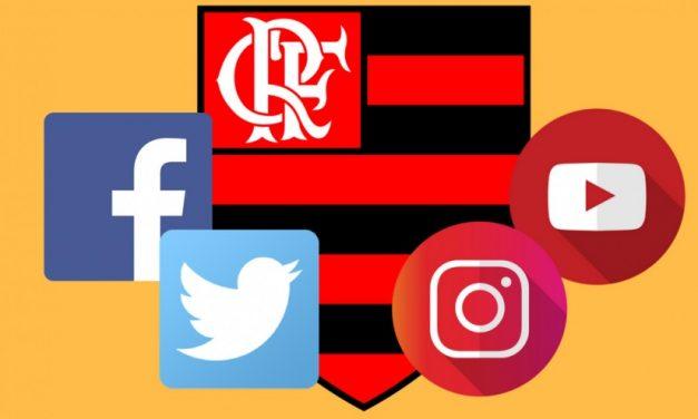 Ranking digital dos clubes brasileiros: Fla continua na liderança e bate marca inédita