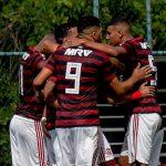 Sub-20 faz bela partida coletiva e chega a final da Taça Guanabara
