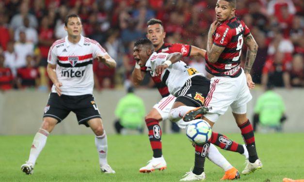 2013, 2014 e 2018: Flamengo não teve bons resultados nos pós-Copas