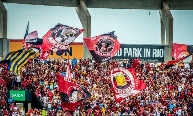 Sem reciprocidade no aluguel, Flamengo leva prejuízo no Engenhão