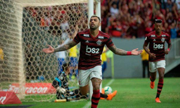Quarteto de reforços responde por mais da metade dos gols do  Flamengo em 2019