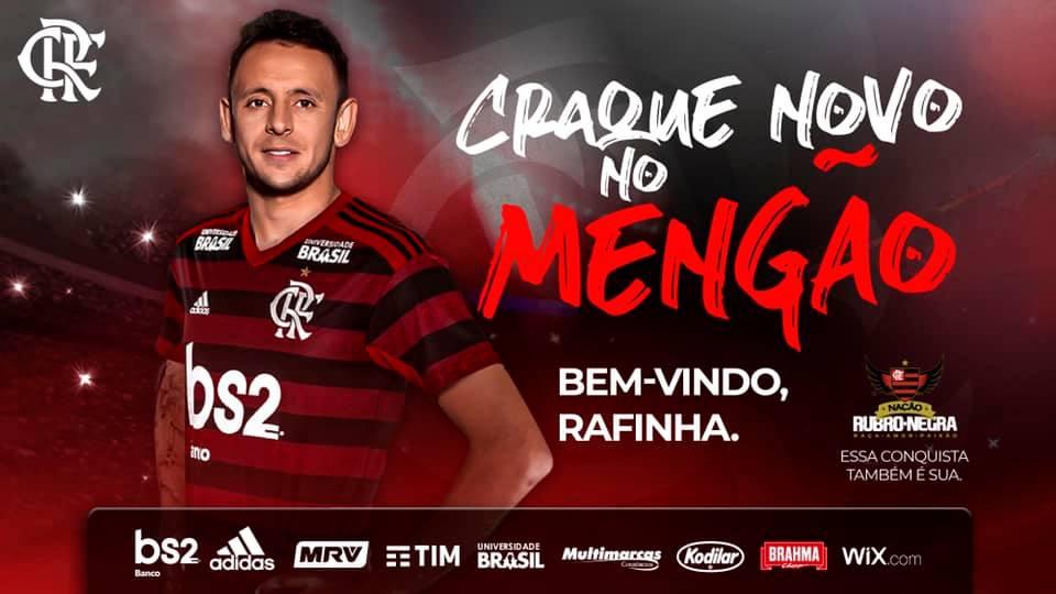 Rafinha alimenta sonho da Libertadores e revela desejo de dar a assistência do título