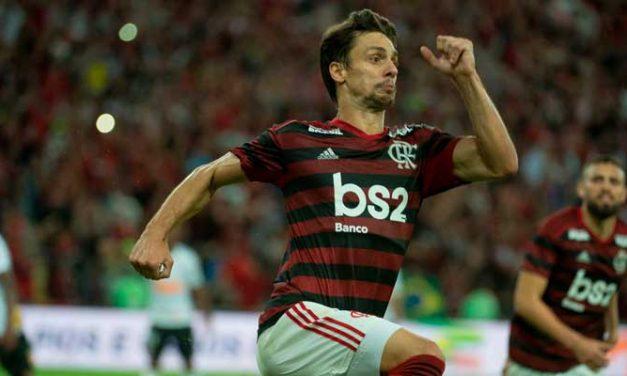 Crônica de Flamengo 1×0 Corinthians – Noite de chuva, classificação e muita emoção