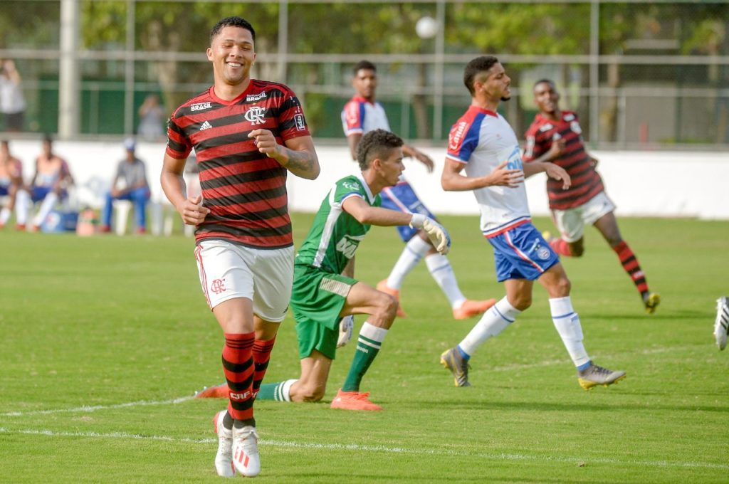 Vitor Gabriel, Flamengo sub 20