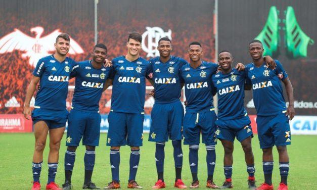 Bill é o oitavo jogador da base emprestado pelo Flamengo em 2019; saiba quem são os outros