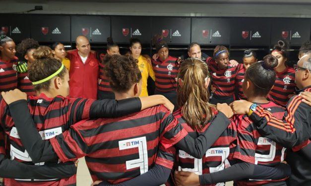 Histórico: Flamengo fará seu primeiro jogo oficial na categoria de base feminina de futebol