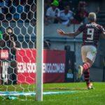 Em 8 jogos no Brasileirão, Gabigol iguala marca atingida no Carioca